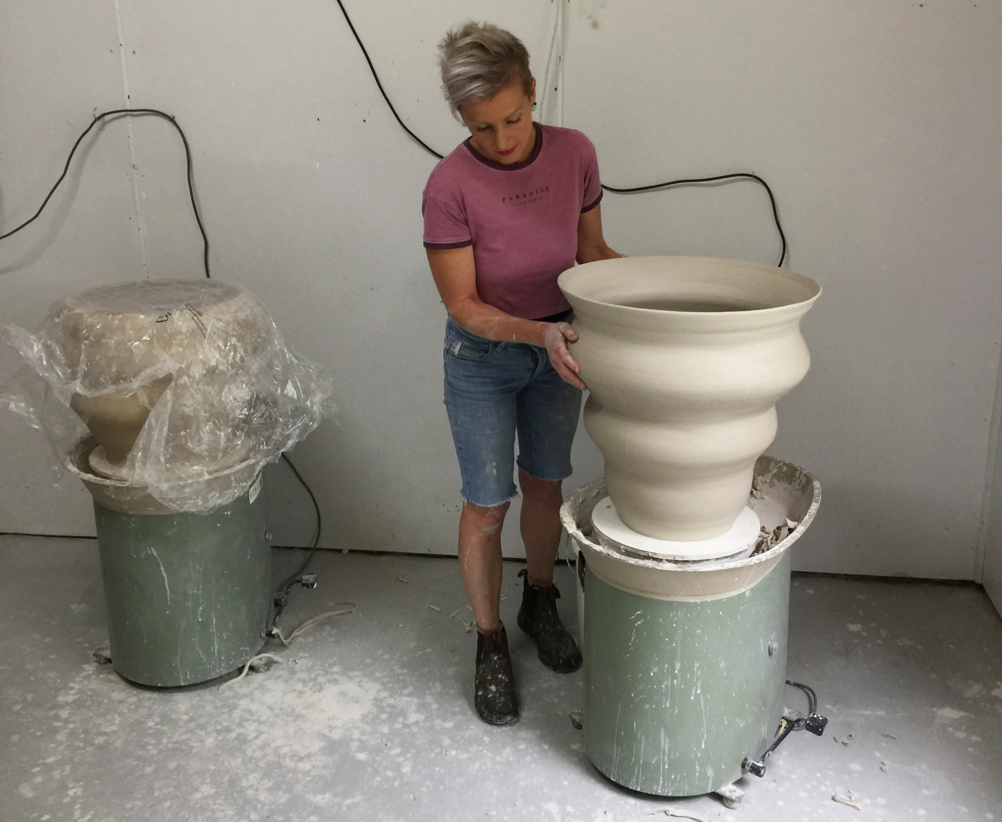 Ceramics in Progress, Kerrie Warren 2020