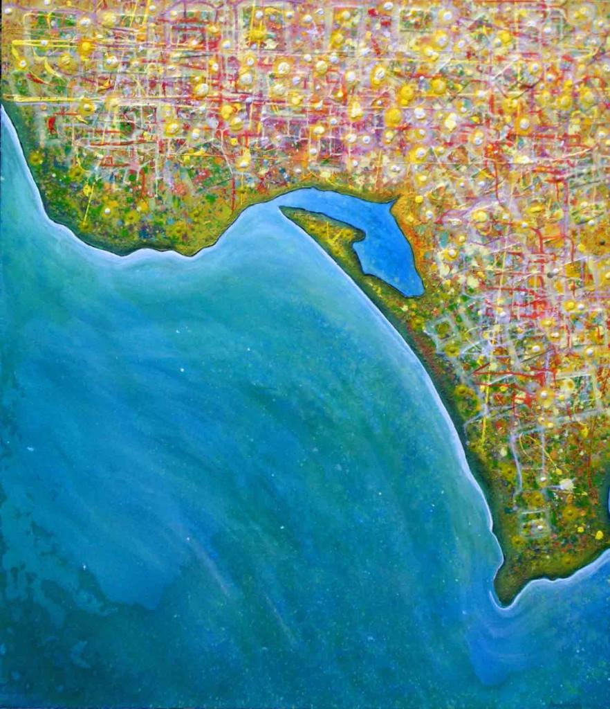 Venus Bay 2006, Artist Kerrie Warren
