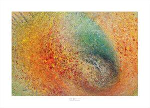 Giclee Print, The Bonfire, Kerrie Warren